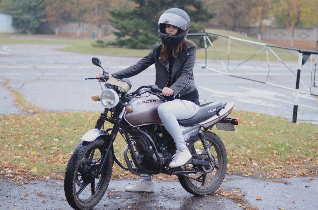 Обучение на мотоцикл в Гомеле